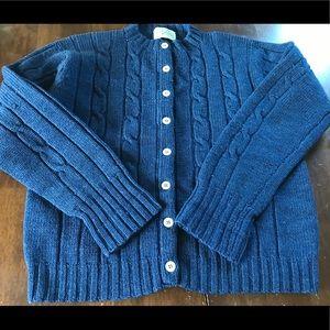 Ladybug Vintage Sweater